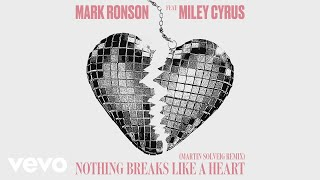 Nothing Breaks Like a Heart (Martin Solveig Remix) [Audio]
