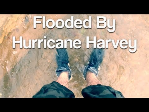Flooded By Hurricane Harvey!!!