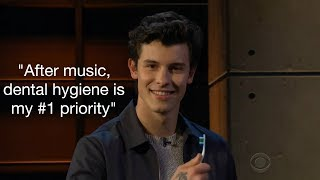 SHAWN MENDES FUNNY MOMENTS 2018