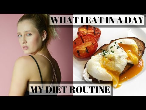 WHAT I EAT (ED RECOVERED) || MY DIET