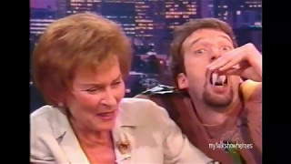 TOM GREEN FREAKS OUT JUDGE JUDY ON