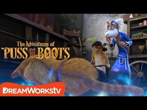 Dos Gatos | THE ADVENTURES OF PUSS IN BOOTS