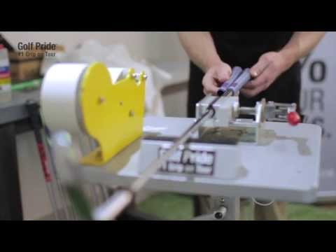 How To Regrip A Golf Club | Golf Pride