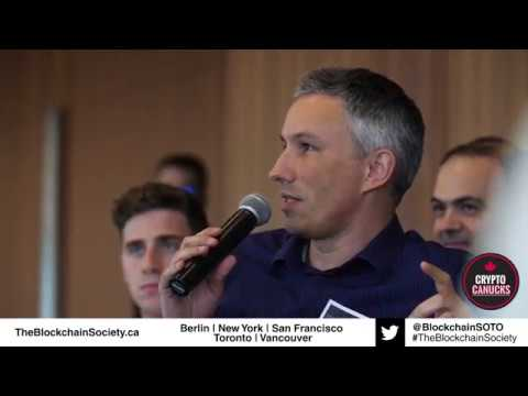 The Blockchain Society May 31 Blockchain Conference - Loudon Owen of DLT Labs