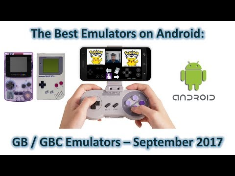 GameBoy and GameBoy Color Emulation on Android: Which emulators to use?