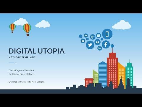 Digital Utopia Keynote Preview