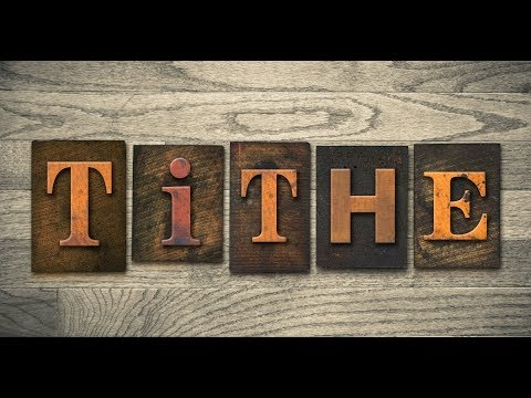 Biblical Tithing: To Give Or Not To Give