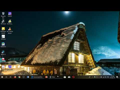 Windows 10 October 2018 update How to change default media player for Audio and Video files playback