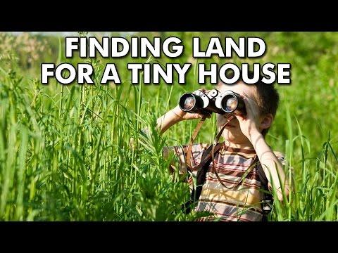 Tiny House Build: Step #1 - Buying Land