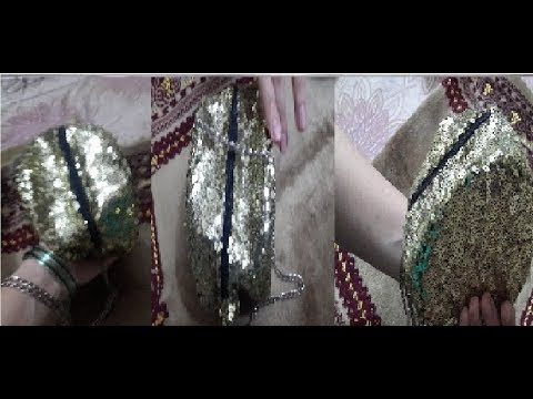 DIY how to make simple bag at home for bridal