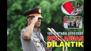 KAPOLDA SULAWESI TENGAH LANTINK 185 BINTARA POLRI TAHUN 2020