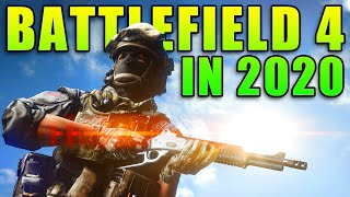 Playing BATTLEFIELD 4 In 2020