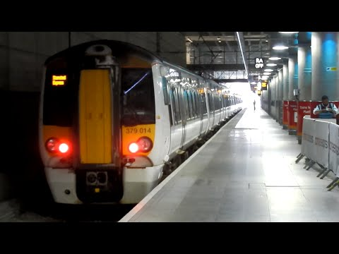 Trains and Rapid Transit at Stansted Airport