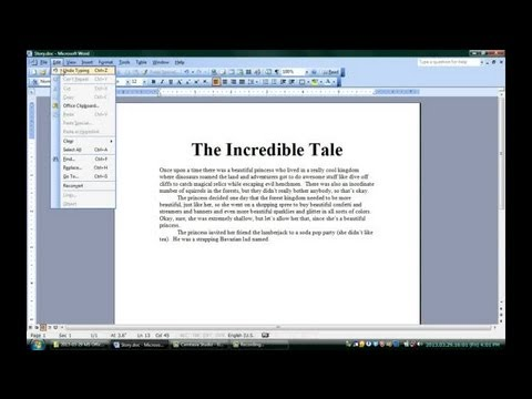 How to Restore Deleted Items in Microsoft Word : Microsoft Office Software
