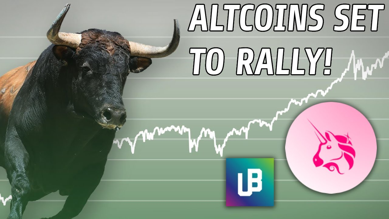 Altcoins Set To Rebound | Here's What You Need To Know