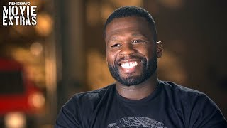 "Den Of Thieves | On-set visit with Curtis ""50 Cent"" Jackson"