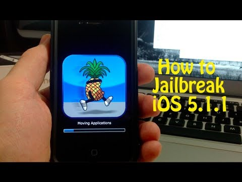 How to Jailbreak iOS 5.1.1 - redsn0w Tutorial - VERY EASY!