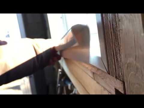 2x4 Flush Mount Windows In A 2x6 Window Frame