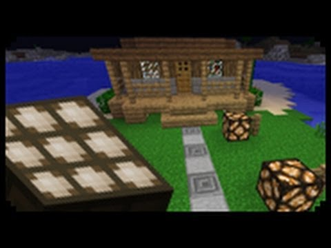 ✔ Minecraft: How to make Night Lights (Using Daylight Sensor)