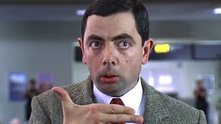 Bean's Secret Weapon , Funny Clip , Classic Mr. Bean