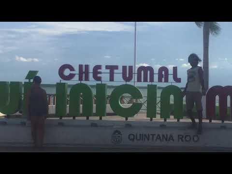 Belize City to Corozal/ Chetumal to Bacalar