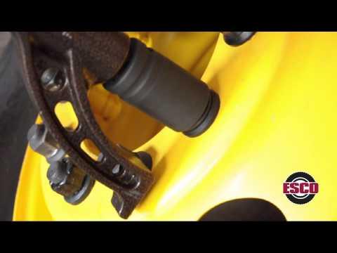 ESCO EZBuster Wheel Nut Loosening Tool [Model 60305]
