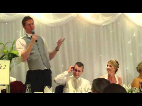 Best Man Speech (Ireland)