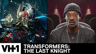 'Transformers: The Last Knight' - Snoop Dogg's Hot Box Office   In Theaters June 21   VH1