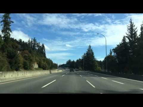 Mile Zero (Victoria, BC) to Tsawwassen Ferry Terminal