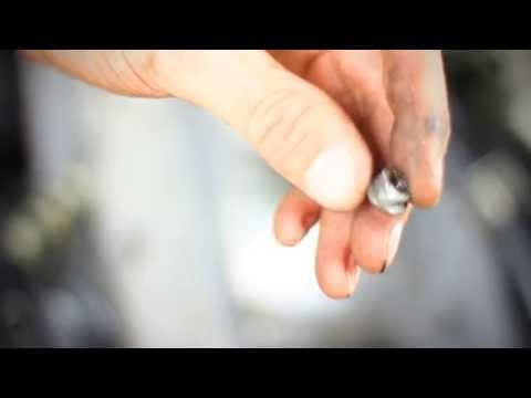 How to easily remove a rounded nut or bolt with a screw driver