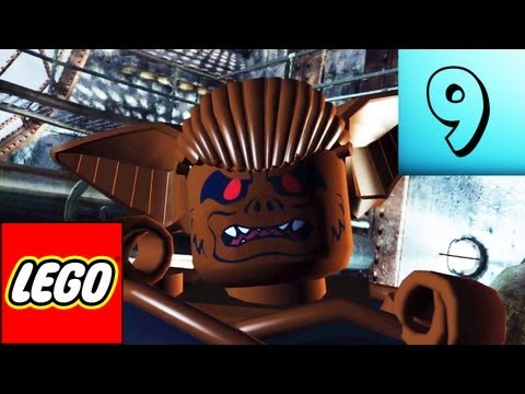 LEGO: Batman The Video Game - Part 9 - Man-Bat