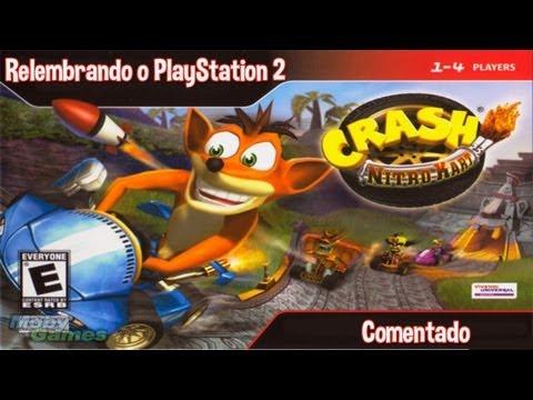 Relembrando o PlayStation 2  : Crash Nitro Kart