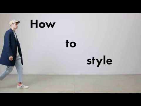 How to style an overcoat 8 ways | ASOS Menswear Styling Tutorial