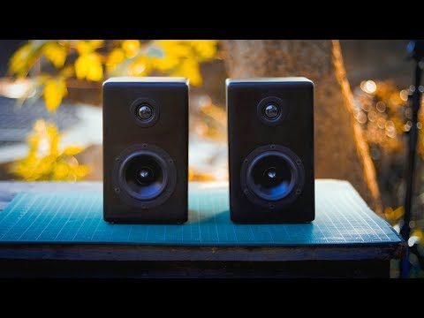 DIY Stereo Speakers | Build Guide