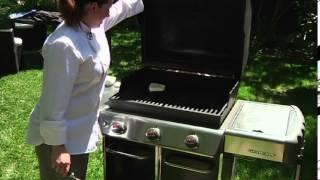 Chef Jen Grilled Halibut