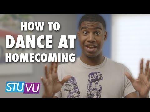 How to Dance at Homecoming - Omari