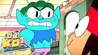 OK K.O.! Let's Be Heroes | Meet Rad! | Cartoon Network