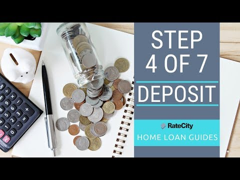 How much of a deposit do I need?