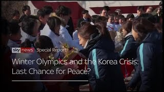 Winter Olympics and the Korea Crisis: Last chance for peace?