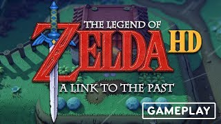 The Legend of Zelda: A Link to the Past HD - Nintendo Switch