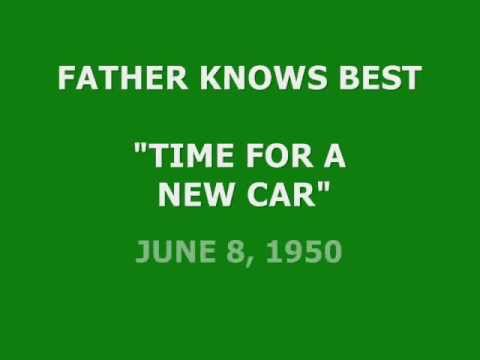FATHER KNOWS BEST --