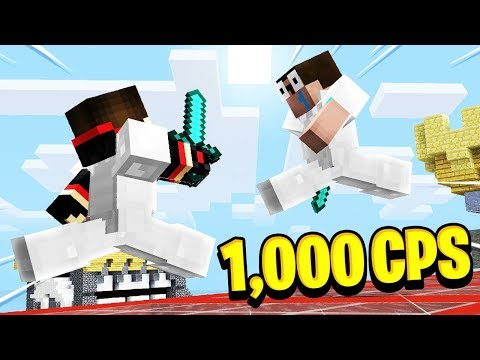 How to get 1,000 CPS in Bedwars (1000 CPS)