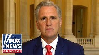 McCarthy rips Pelosi's 'pure politics' response to coronavirus
