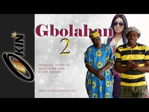 Gbolahan pt 2 Latest Nollywood Movie Cover