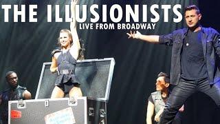 Metamorphosis Magic:the Illusionists Press/media Preview [sam Powers] ❤ Thewickermoss