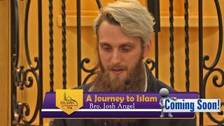 Journey to Islam || A former Musician Converts to Islam ||