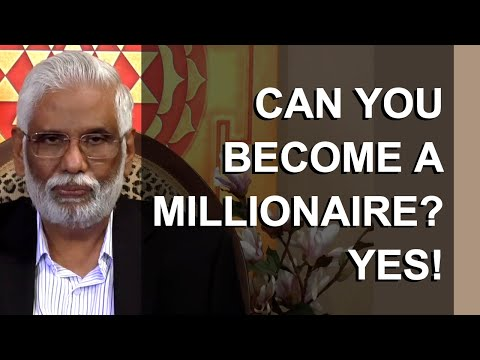 Can You Become a Millionaire?