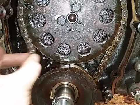 GM 4.3 V6, loose timing chain
