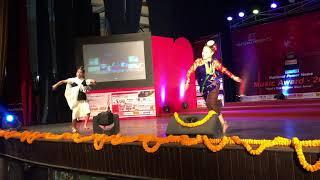 Salaijo and Kauda Dance remix At Rastriya Nacha ghar jamal Kathamandu