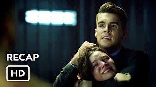 Arrow Season 5 Spring Recap (HD)